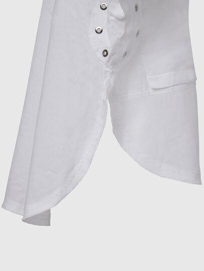 Diesel - C-SUPER-E, Blanco - Camisas - Image 6