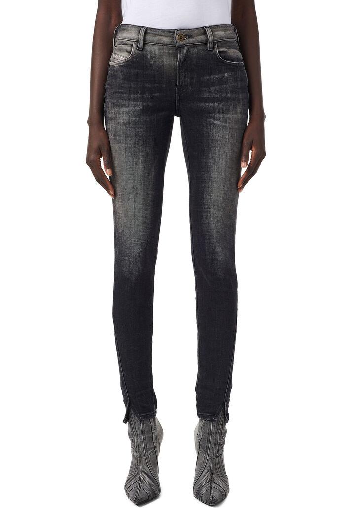 D-Jevel Slim Jeans 09B18,