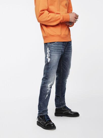 Diesel - Krooley JoggJeans 084YH, Medium blue - Jeans - Image 1