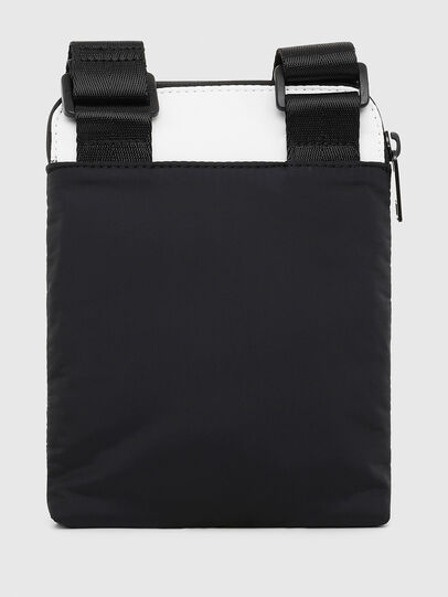 Diesel - F-DISCOVER CROSS, Dark Blue - Crossbody Bags - Image 2