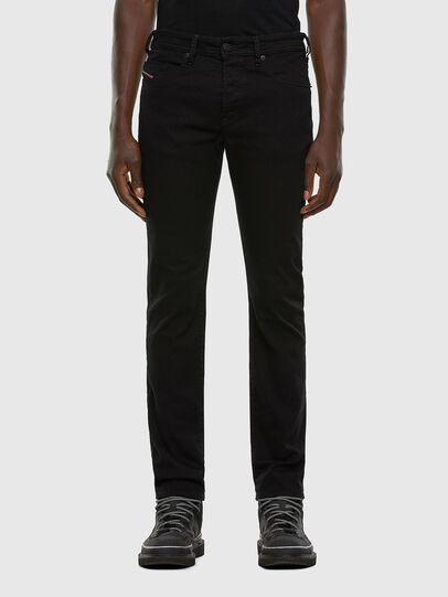 Diesel - Buster 0688H, Negro/Gris oscuro - Vaqueros - Image 1