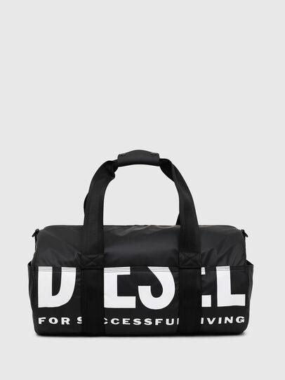 Diesel - F-BOLD DUFFLE II, Black - Travel Bags - Image 1