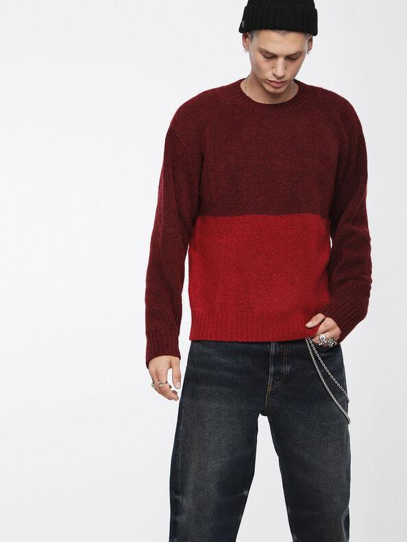 K-SHETL, Red - Sweaters