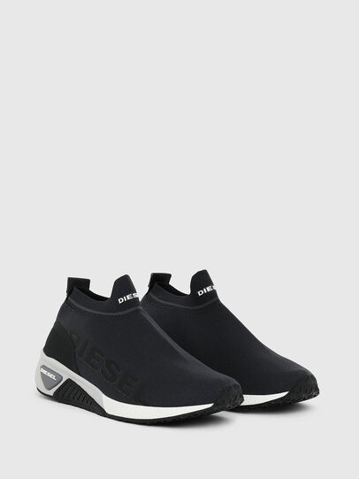 Diesel - S-KB ATHL SOCK II W, Black - Sneakers - Image 2