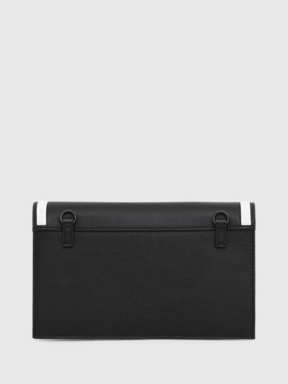 Diesel - DIPSEVOLUTION, Black/White - Continental Wallets - Image 2