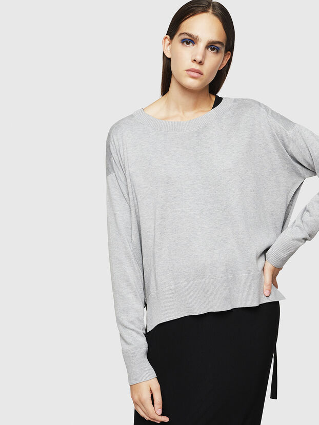 M-PERLA, Grey - Sweaters