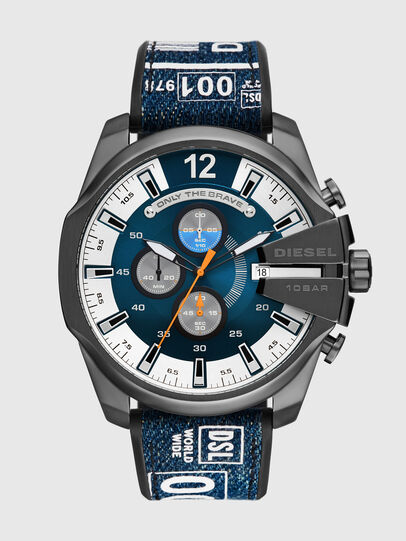 Diesel - QUARTZ/CHRONO, Blue/Black - Timeframes - Image 1