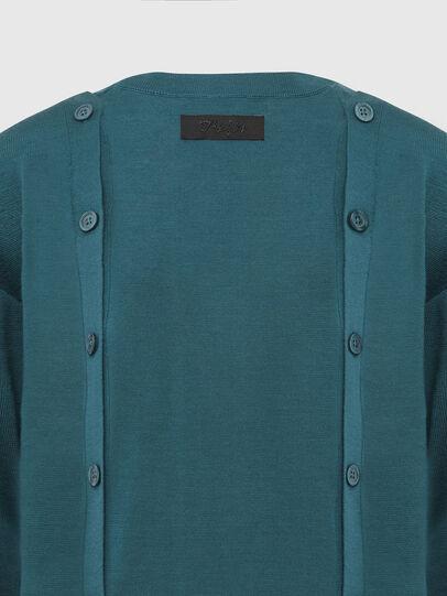 Diesel - M-MIRANDA, Water Green - Sweaters - Image 5