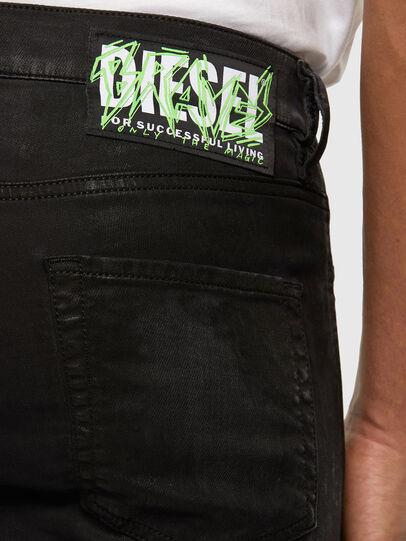 Diesel - D-Strukt JoggJeans® 009GH, Black/Dark Grey - Jeans - Image 3