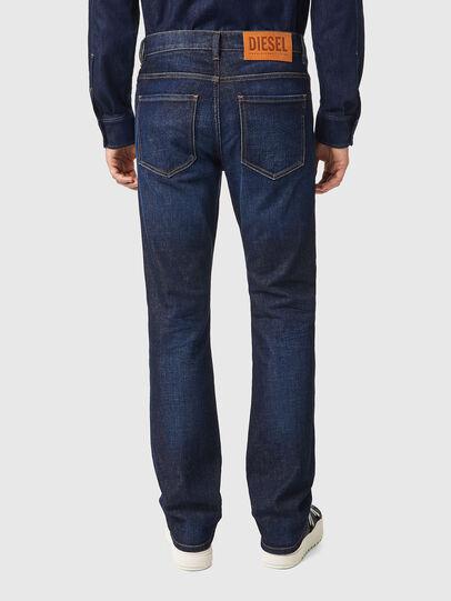 Diesel - D-Vocs Bootcut Jeans 09A12, Dark Blue - Jeans - Image 2