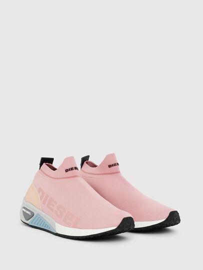 Diesel - S-KB ATHL SOCK II W, Pink - Sneakers - Image 2