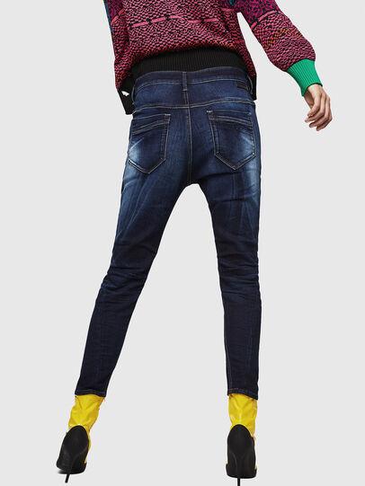 Diesel - Fayza JoggJeans 069IE, Dark Blue - Jeans - Image 2