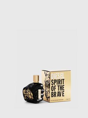 SPIRIT OF THE BRAVE 75ML, Black/Gold - Only The Brave