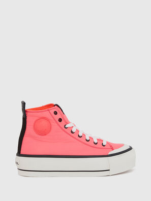 S-ASTICO MC WEDGE, Pink - Sneakers