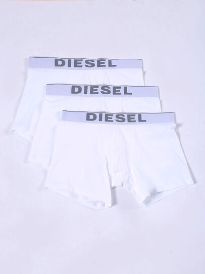 Diesel - UMBX-SEBASTIANTHREEP, White - Boxer briefs - Image 4
