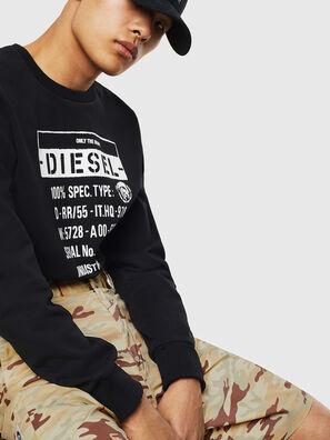 S-GIRK-S3, Black - Sweatshirts