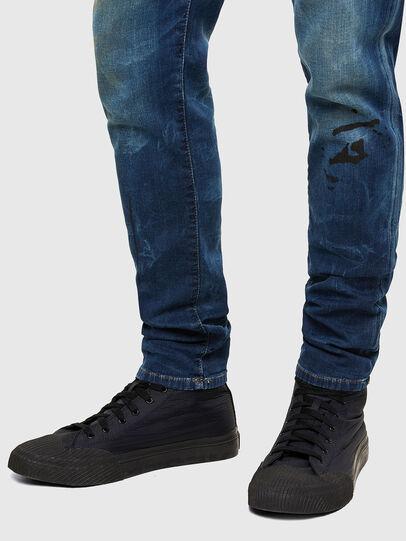 Diesel - D-Strukt JoggJeans® 069RU, Medium Blue - Jeans - Image 4