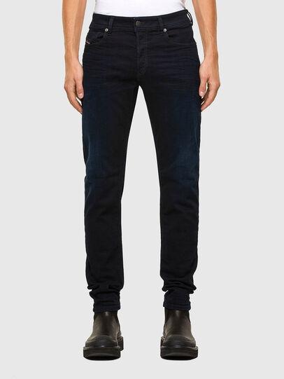 Diesel - Sleenker Skinny Jeans 009LW, Dark Blue - Jeans - Image 1