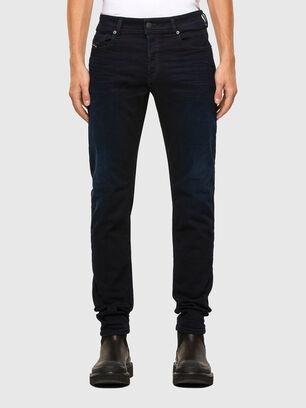 Sleenker 009LW, Dark Blue - Jeans