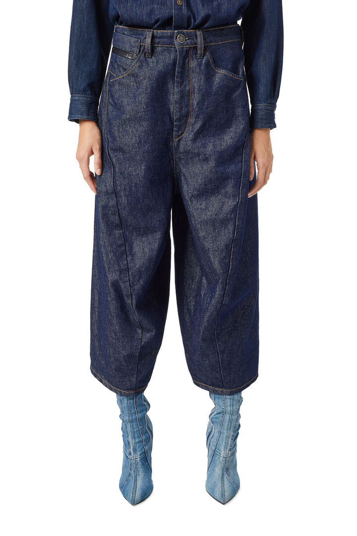 D-Concy-Sp Wide Jeans,