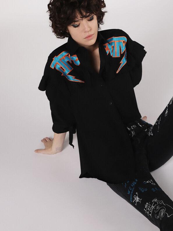 C-BUL, Black - Shirts