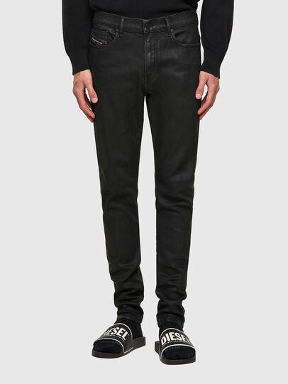 Diesel - D-Amny Skinny Jeans 009ID, Black/Dark Grey - Jeans - Image 1