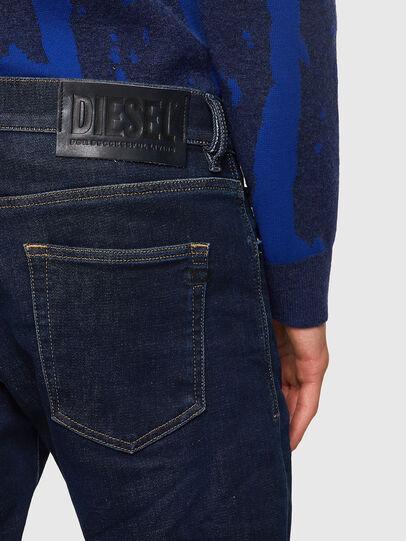 Diesel - D-Strukt Slim JoggJeans® Z69VI, Dark Blue - Jeans - Image 3