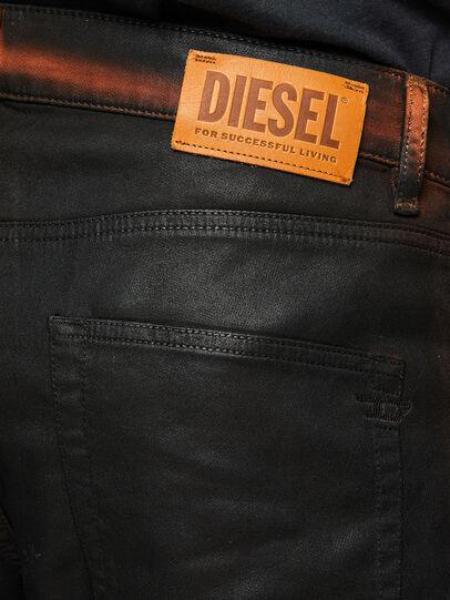 Diesel - S-UMMER-N74, White - Sweatshirts - Image 5