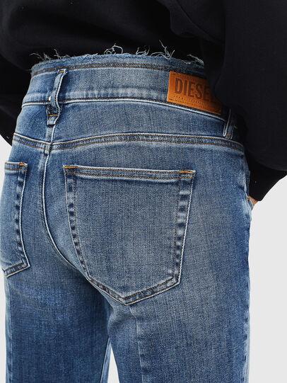 Diesel - D-Ebbey 009AA, Medium Blue - Jeans - Image 3