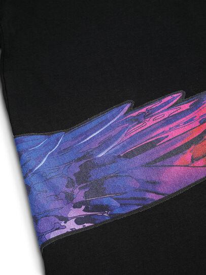 Diesel - D-5055-B, Black - T-Shirts - Image 7