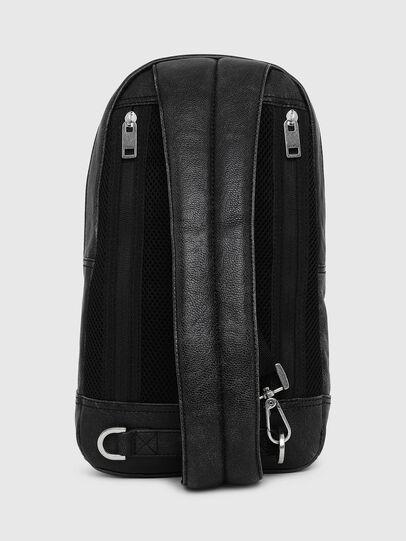 Diesel - ALTAVILLA, Black - Backpacks - Image 2