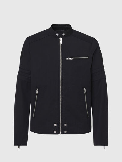 Diesel - J-GLORY, Black - Jackets - Image 1