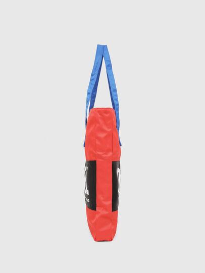 Diesel - BBAG-TOTE, Red - Beachwear accessories - Image 3