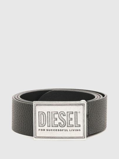 Diesel - B-GRAIN, Black - Belts - Image 1