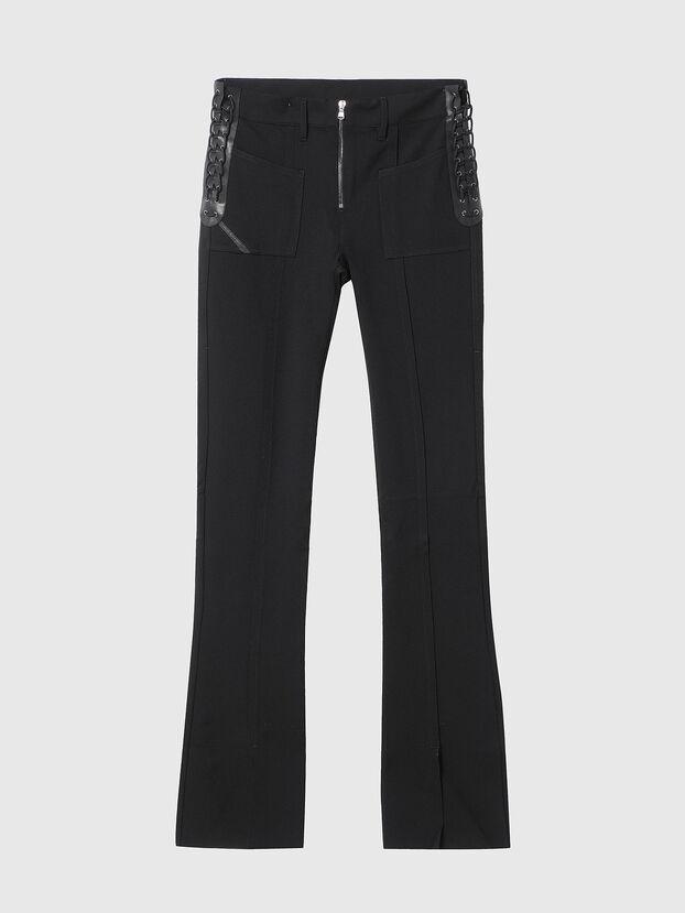P-SLAND, Black - Pants