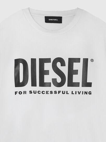 Diesel - S-GIR-DIVISION-LOGO,  - Sweatshirts - Image 3