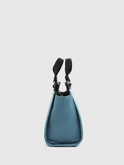 Diesel - BADIA, Light Blue - Satchels and Handbags - Image 3