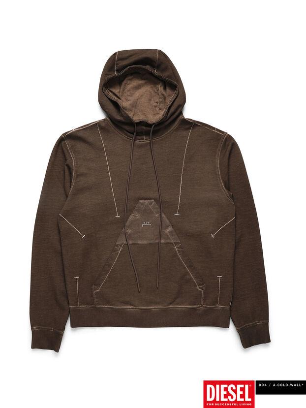 ACW-SW02, Brown - Sweatshirts