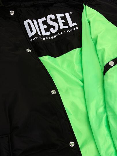 Diesel - W-KODYN, Black - Winter Jackets - Image 4