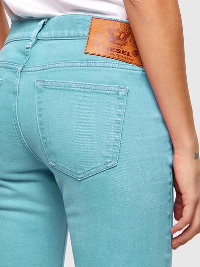 Diesel - D-Ebbey Bootcut Jeans 009VA, Blue - Jeans - Image 3
