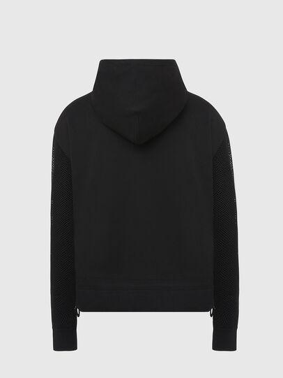 Diesel - M-ROXIE, Black - Sweaters - Image 2