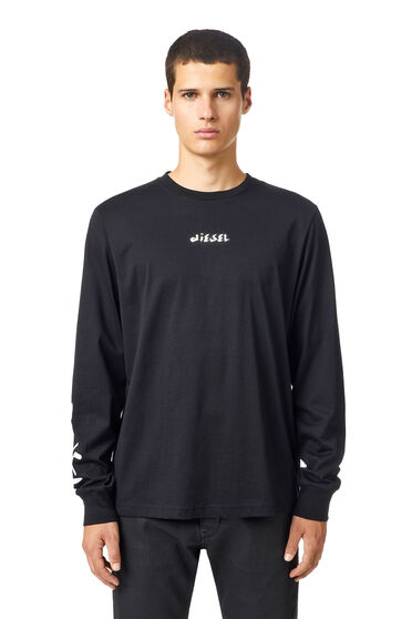 T-shirt with Clean Galaxy print