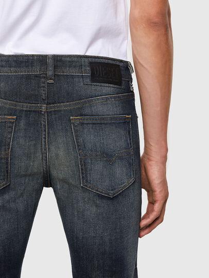 Diesel - Buster Tapered Jeans 009EP, Dark Blue - Jeans - Image 4