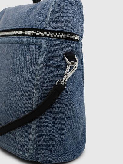 Diesel - ERACLEA II, Blue Jeans - Backpacks - Image 4