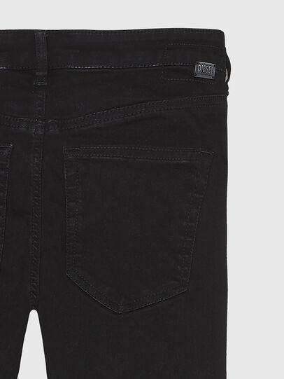 Diesel - Slandy A69EF, Black/Dark Grey - Jeans - Image 4