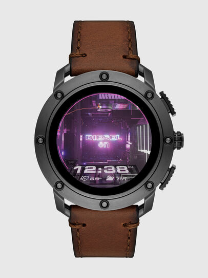 Diesel - DZT2032, Marrón - Smartwatches - Image 1