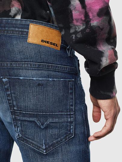 Diesel - Thommer 0095R, Medium Blue - Jeans - Image 4