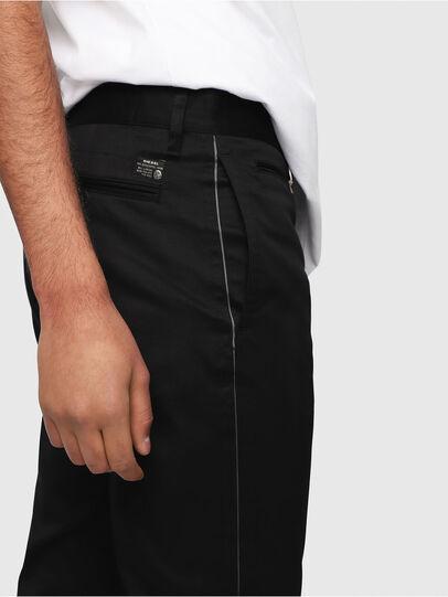 Diesel - P-MAD-ICHIRO, Black - Pants - Image 3