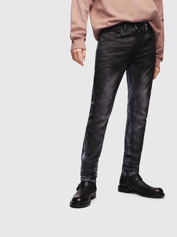 Thommer JoggJeans 086AZ, Dark Blue - Jeans