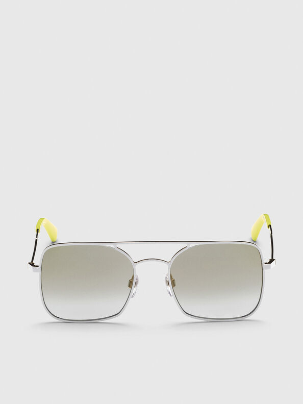 DL0302, Silver - Sunglasses